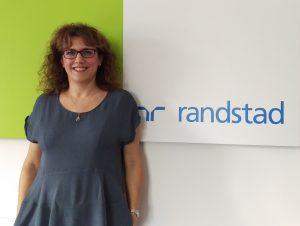 Randstad Recruiter Daniela Vellucci