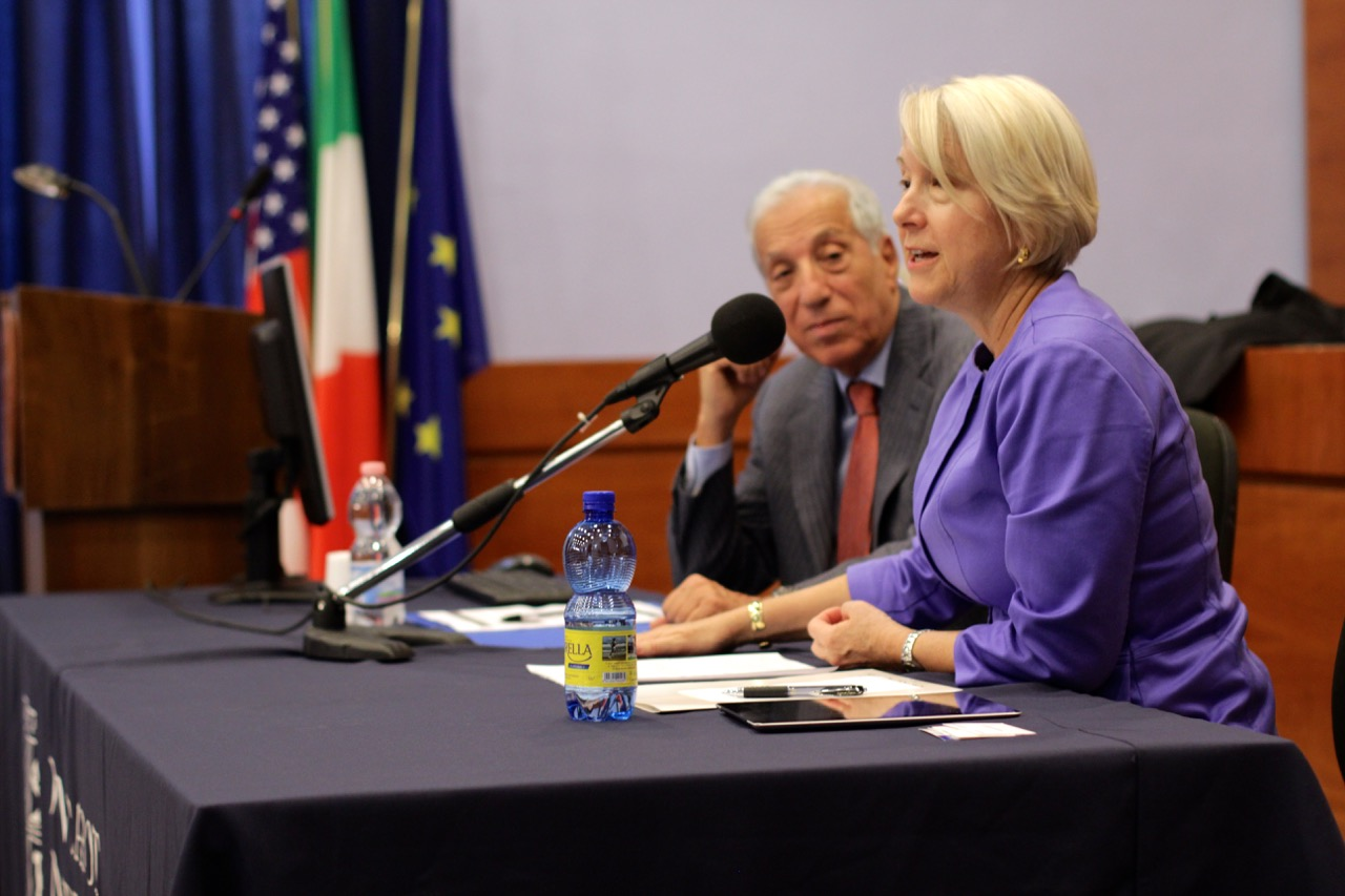 JCU Welcomes Peace Corps Director Carrie Hessler-Radelet