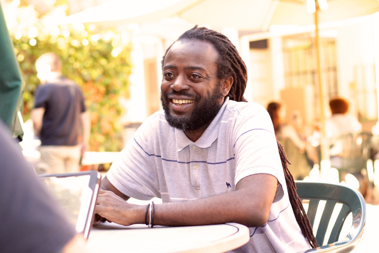 Meet Communications Professor Kwame Phillips