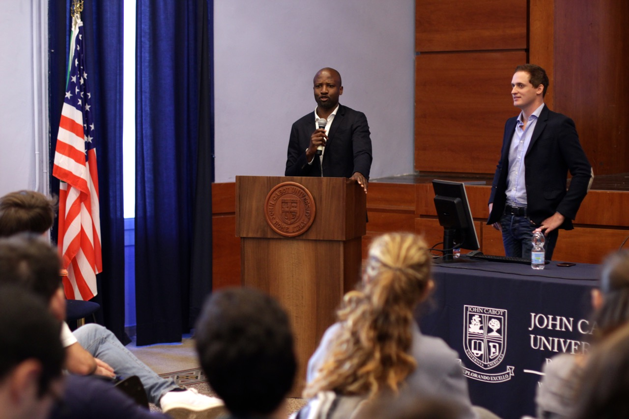 "JCU Alumni Host Panel Discussion ""Africa: The Last Frontier?"""