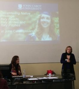Italy Reads, Writes, Pitches at TESOL Rome