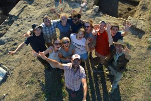 British Archaeological Project Field School