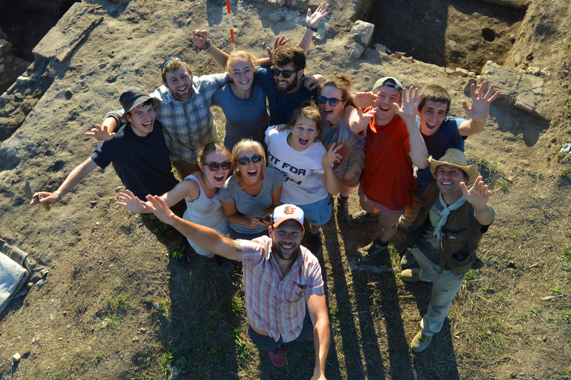 Professor Betello to Present Archaeological Excavation Results at AIA Annual Meeting