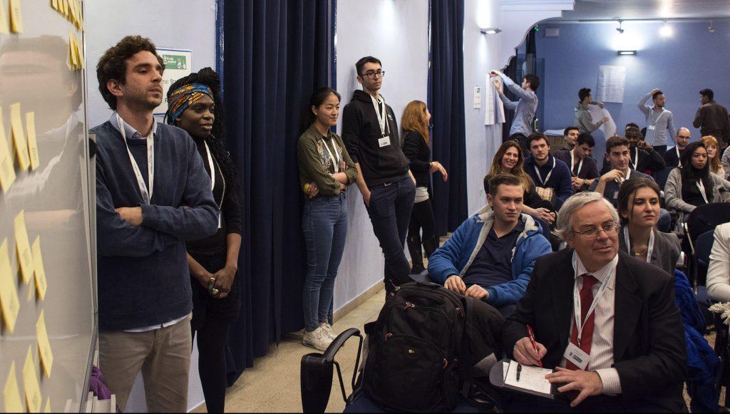 Startup Weekend at JCU