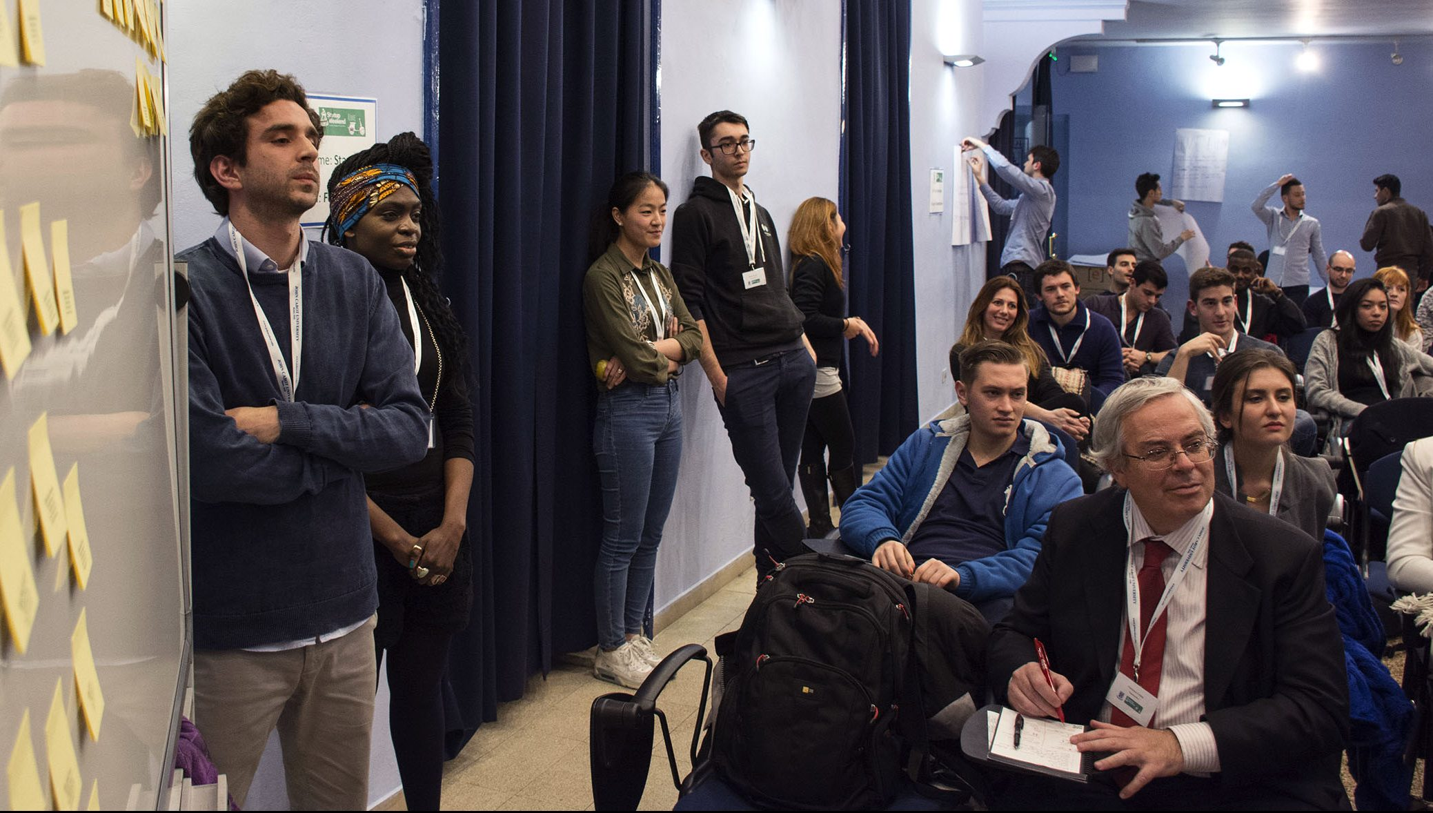 The Institute for Entrepreneurship Hosts Startup Weekend Roma