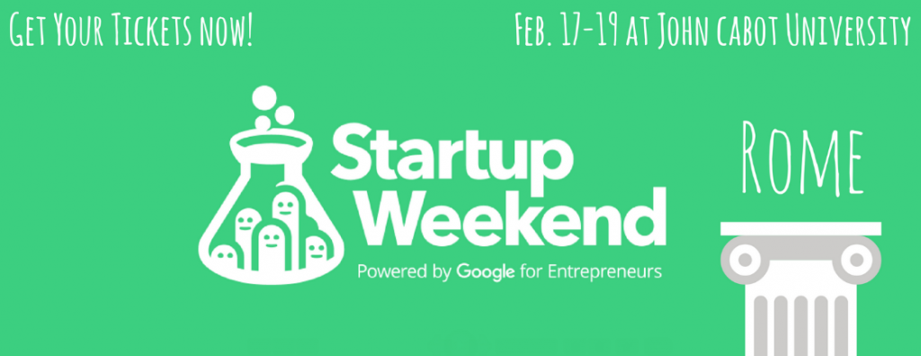 Startup Weekend Rome