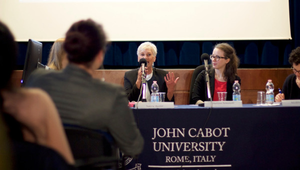 Fighting for Gender Equality: JCU Hosts Panel Discussion and Workshop