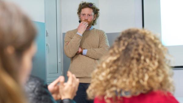 Giorgio Uffreduzzi, Account Manager at Studioplace