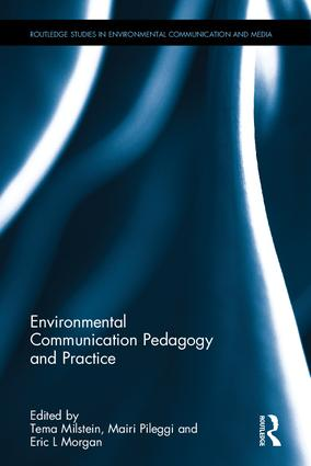 Professor Antonio López wrote two chapters in Environmental Communication Pedagogy and Practice (Routledge 2017)