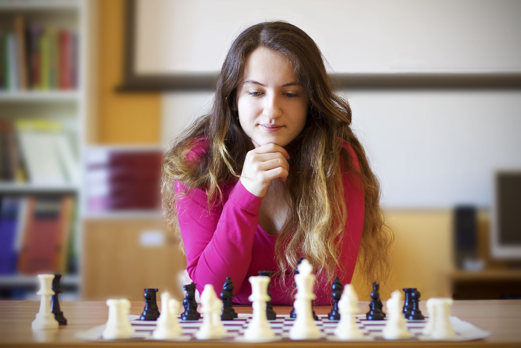 The World as a Chessboard: Meet Student Daniela Movileanu