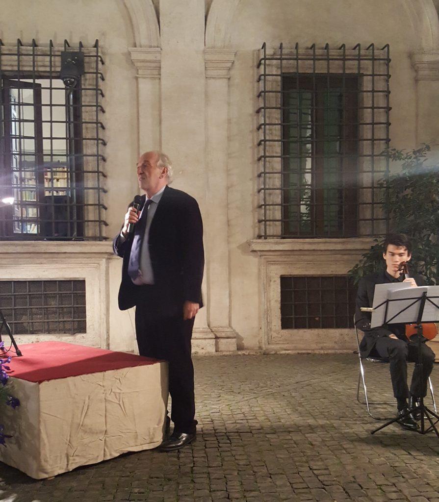 Professor Federigo Argentieri