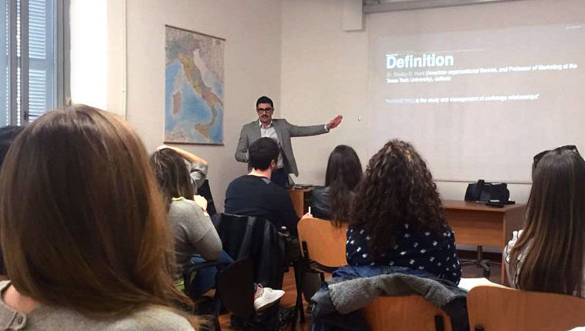 JCU Welcomes Federico Assenza of WeLookAround.com