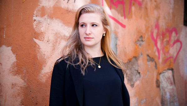 A Hand Up to the Underprivileged: Alumna Milena Rivolova