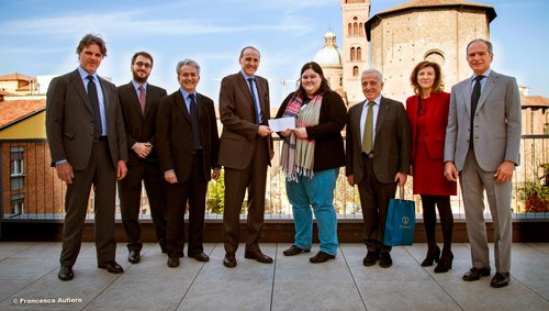 Alumna Ekaterina Soubeva Awarded 'Mario Possati' Memorial Fellowship