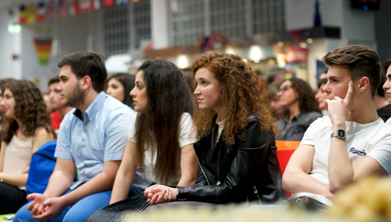 A Pitch to Make a Difference – Italy Pitches Final Competition