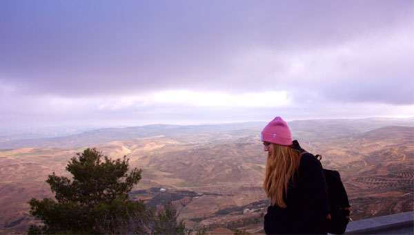 Volunteering Across Borders: Student Cristina Di Leva