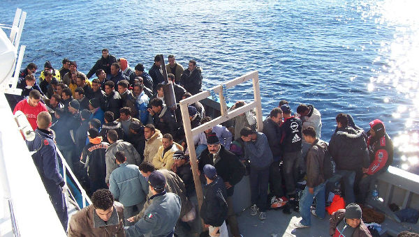 Migration Flows in the Mediterranean: a Humanitarian Crisis