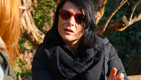 Professor Donatella Della Ratta Publishes Essay on Filming in Syria