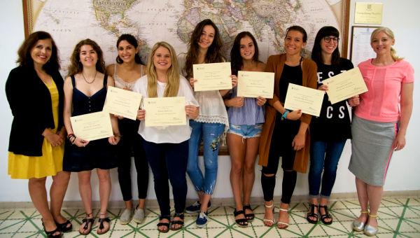 Seven Students Awarded Certificate in Entrepreneurship