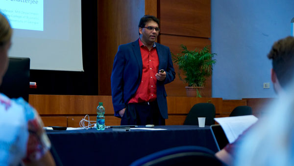 Cyber Security and Customer Trust: JCU Welcomes Dr. Dave Chatterjee