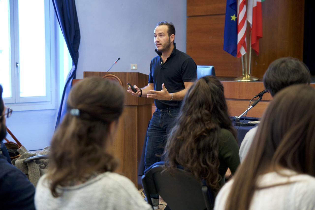Empathy for Entrepreneurial Success: a Lecture by Chris Schembra