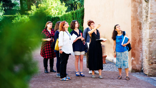 John Cabot University Welcomes Inaugural Class of MA in Art History