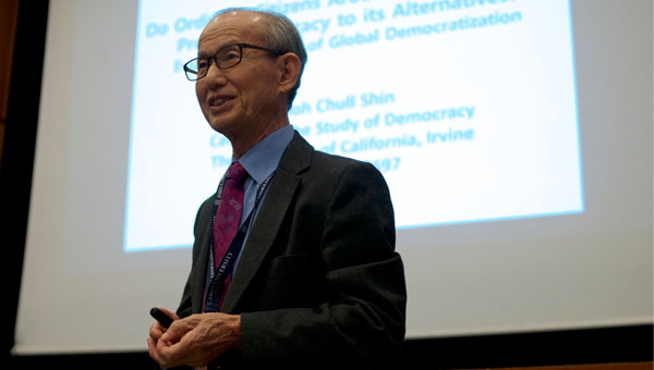 How Global Citizens Think About Democracy: A Lecture by Professor Doh Chull Shin