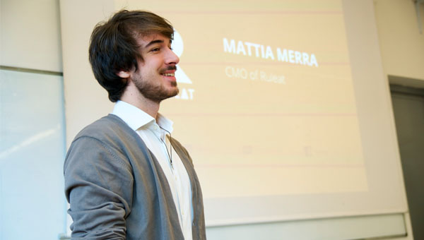IFE Welcomes Mattia Merra, CMO of Ruleat