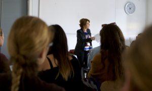 Maria Grazia Giammarinaro on Human Trafficking