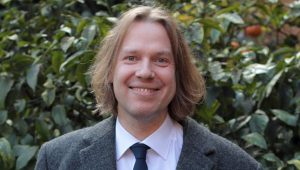 Professor Stefan Lorenz Sorgner