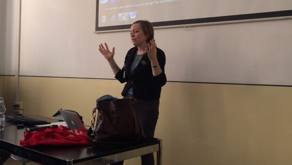 Professor Tara Keenan Trains English Teachers in Digital Humanities