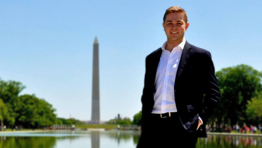 A Passion for the Practice of Law: Alumnus Anthony Vanicek