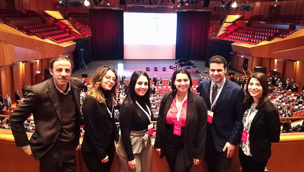 JCU Delegation Attends Coopera Conference on International Cooperation