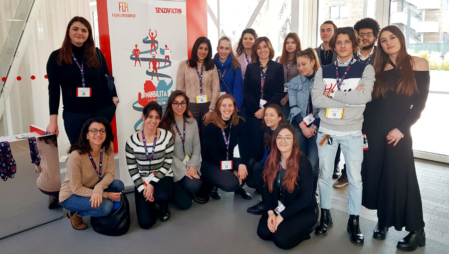Italian Work Culture: JCU Students Participate in Nobilita Festival in Bologna