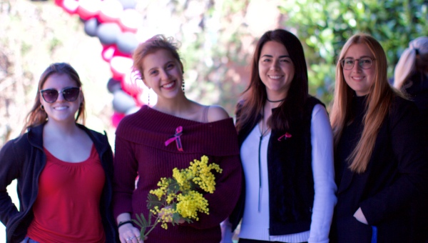 John Cabot University Celebrates International Women's Day 2018