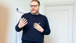Professor Riccardo Maiolini