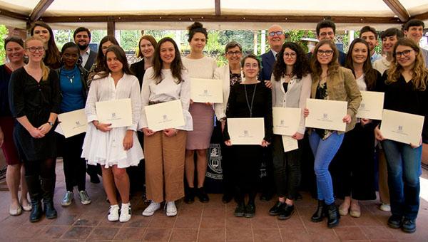 John Cabot University Celebrates 2018 Student Award Winners