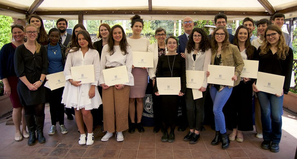 Student Awards Winners