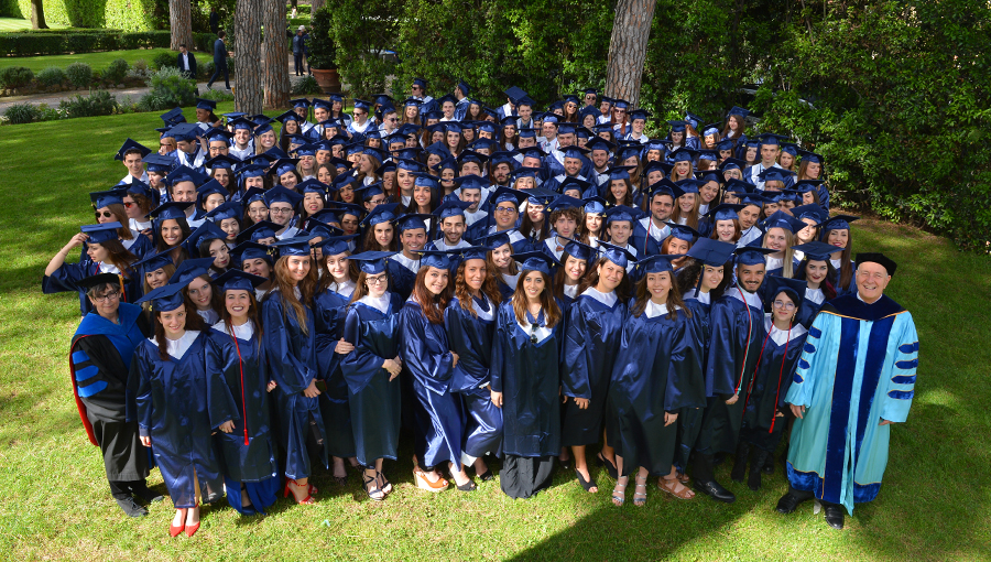 Congratulations to John Cabot University Class of 2018!