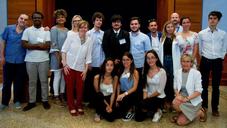 John Cabot University Announces Winners of 2018 Italy Writes Contest