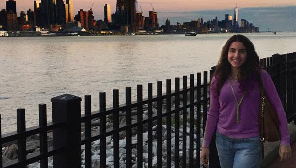 Student Laura De Francisci
