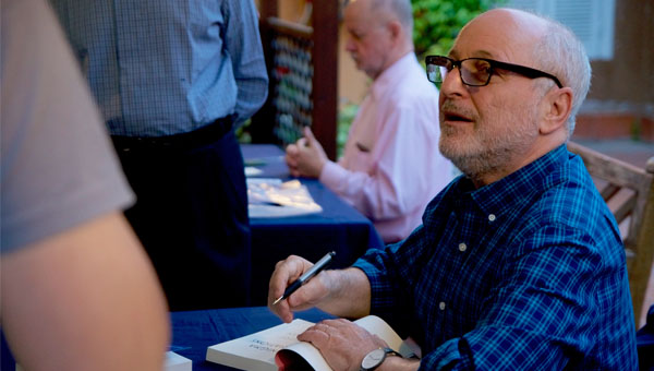 Building a Home with Words: JCU Welcomes Author André Aciman