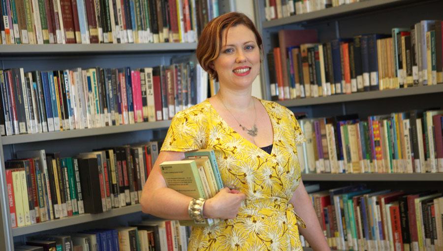 Why History Matters: Professor Vanda Wilcox
