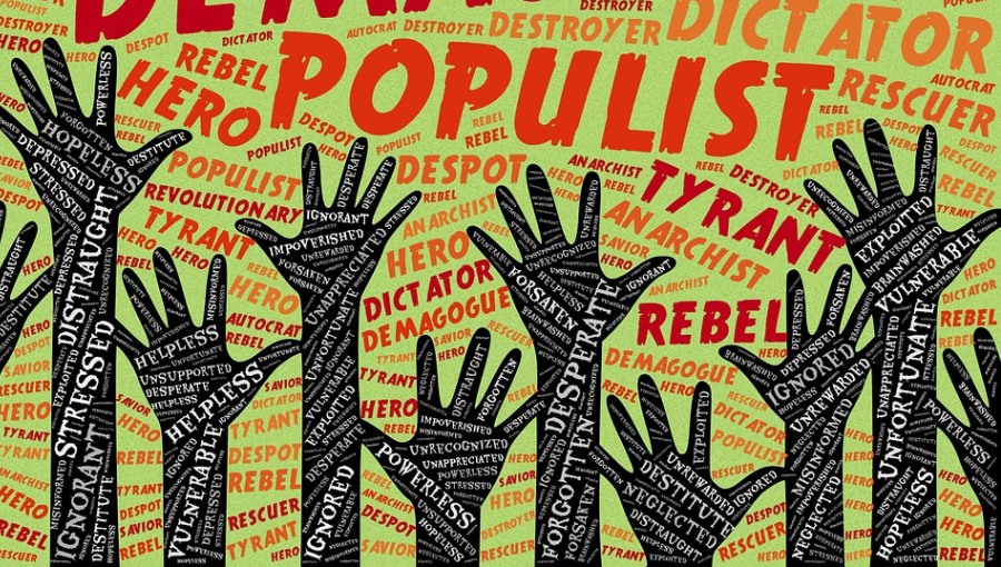 Populism and Secessionism: a Talk by Professor Guillermo Graíño Ferrer