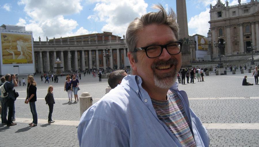 Professor Carlos Dews on Carson McCullers Lecture Tour in Australia