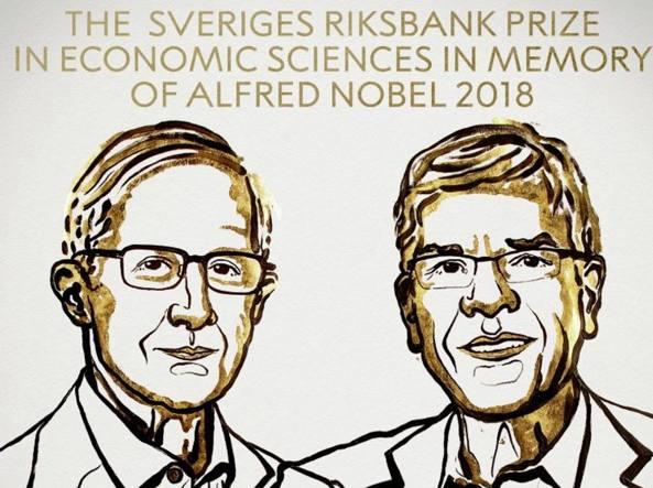 2018 Nobel Prize in Economics Awarded to Nordhaus and Romer