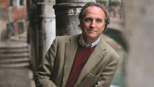 Autumn in Venice: Professor and Author Andrea di Robilant