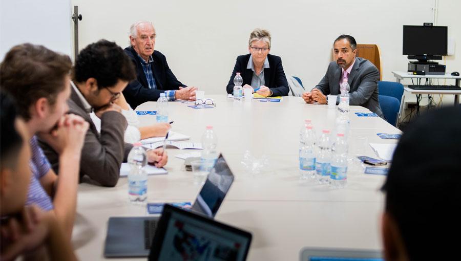 Guarini Institute for Public Affairs Participates in Festival della Diplomazia