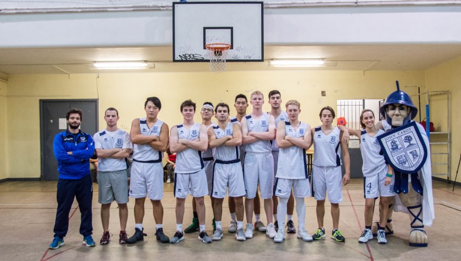 JCU Gladiators Head to Barcelona for World InterUniversities Championship