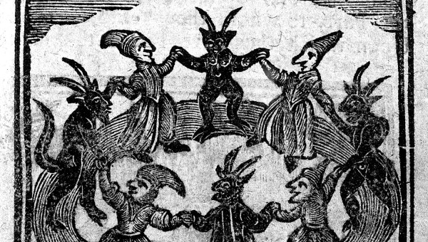 Witchcraft Throughout History: A Lecture by Fabrizio Conti
